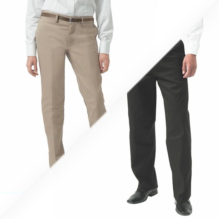 Pantalon De Gabardina Stretch Desde Airman