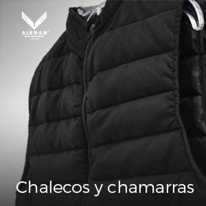 CHALECOS Y CHAMARRAS